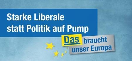Am 25. Mai FDP wählen