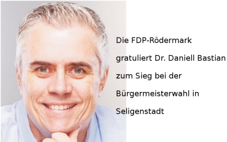 FDP-Rödermark gratuliert.