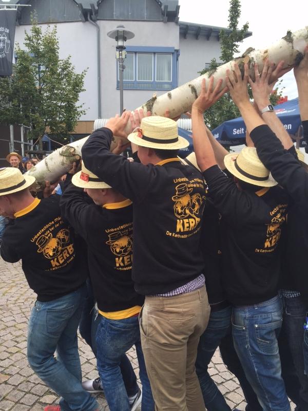 FDP Rödermark 2015 auf der Kerb in Ober-Roden