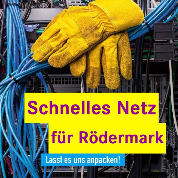 Schnelles Netz für Rödermark