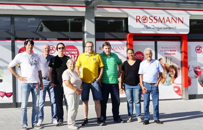 Rossmann. FDP Sommertour 2017
