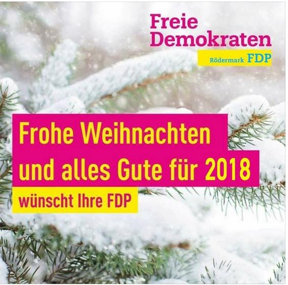 Frohes Fest und guten Rutsch ins neue Jahr.