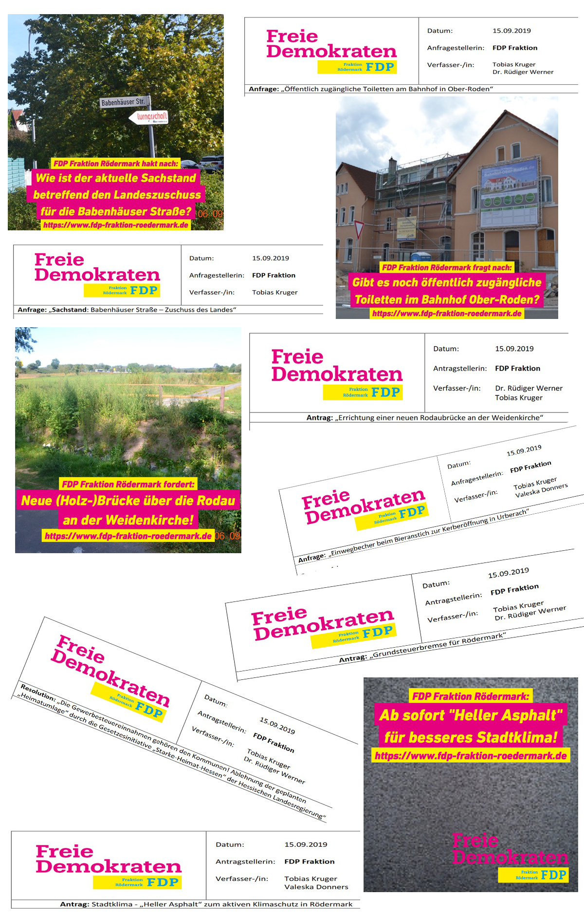 FDP im September