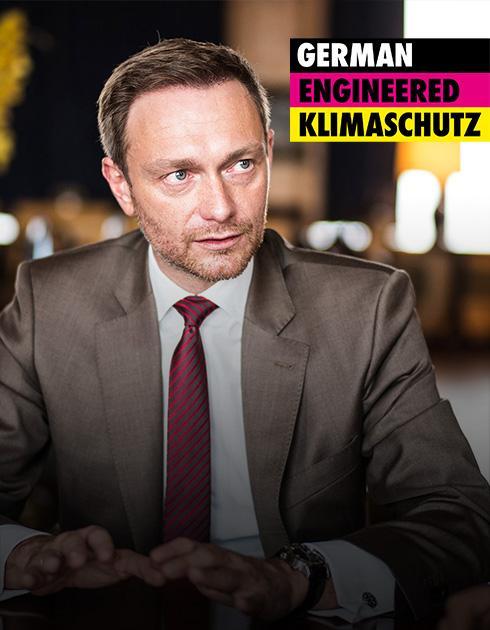 German Engineered Klimaschutz